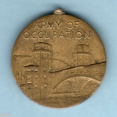 """USA  Campaign Medal. """"Army of Occupation""""  1945 for Japan..  VF"""