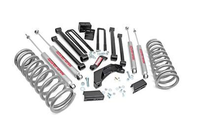 """Rough Country 5.0"""" Series II Suspension Lift Kit Dodge Ram 1500 4WD 371.20"""