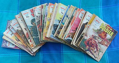 BATTLE comics Approx 33 Off  BATTLE PICTURE LIBRARY Various ISSUES