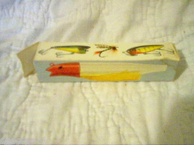 Avon Sure Catch Lure Spicy After Shave Original Box (Full)