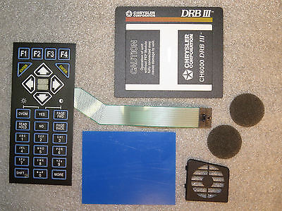 Chrysler DRB III Scan Tool Tune Up / Refresh Kit DRB3