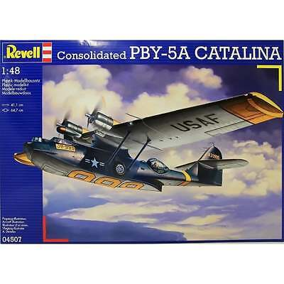 Revell 1:48 Scale PBY-5A Catalina Model Aircraft Kit - 04507