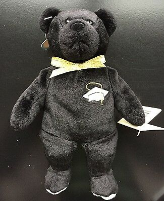 """""""Holy Bears"""" NWT collectible stuffed Commencement bear"""