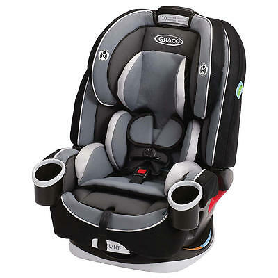 New Graco 4Ever All-in-One Convertible Car Seat - Cameron Model:17945940