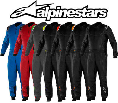 Alpinestars KMX-9 Kart Suit, Autograss, CIK FIA Level 2 - All Sizes & Colours