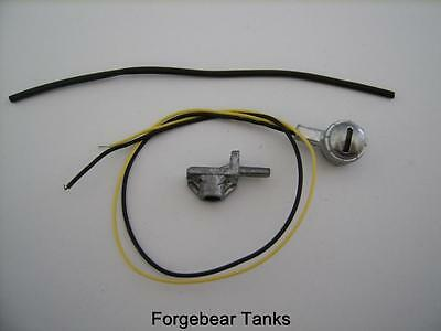 Taigen Tiger I 1:16 Scale RC Tank Single Headlight fits Heng Long