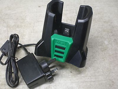 GENUINE MSA ALTAIR 4x GAS MONITOR BATTERY CHARGER MINT CONDITION TOOL