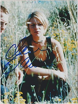 CLAIRE DANES - Homeland etc - signed pic