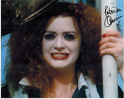 PATRICIA QUINN - Rocky Horror - Original Hand Signed Autograph 8x10 Photo 2
