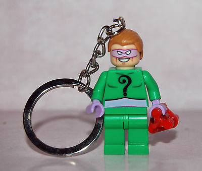 The Riddler Keychain Key Chain - 12 -  An Enigma