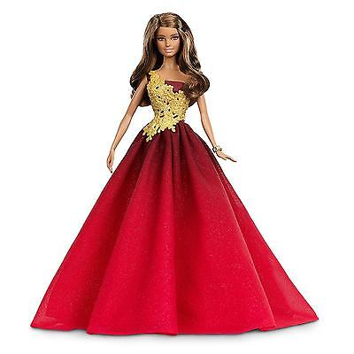 Barbie Holiday Celebration Collectible Doll Collectors Edition.