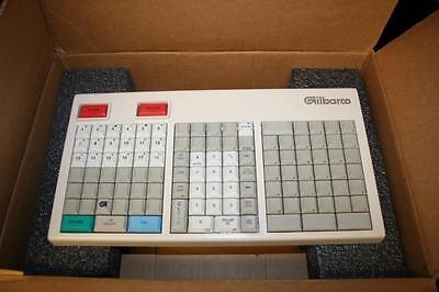 New Gilbarco Marconi Pao3200000 G-Site Pos Systems Keyboard