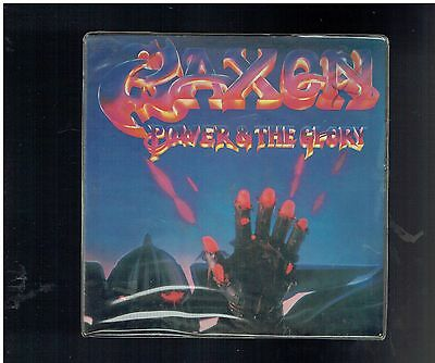 Saxon Power & The Glory Ps 45 Picture Disc 1983