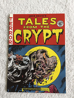 2012 FantaGraphics Jack Davis's Tales From The Crypt
