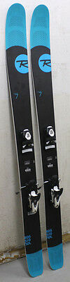 ROSSIGNOL RACQH01 180cm 2015 SQUAD 7 Downhill Skis with Axial3 120 Bindings