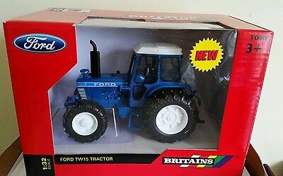 Britains Ford Tw15 Tractor 1/32 Scale