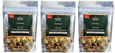 3 pk Archer Farms- Protein Trail Mix 7 oz
