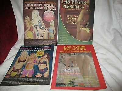 Job Lot 4 Official Las Vegas Personal And Classified Advertising Magazines