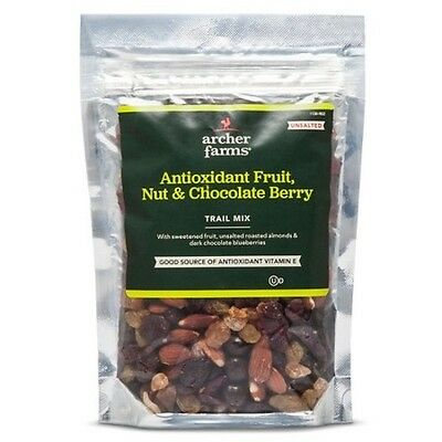 Archer Farms Antioxidant Fruit, Nut & Chocolate Berry Trail Mix 9 oz