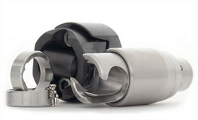 Mechanical security from car theft, Perehvat - steering column lock