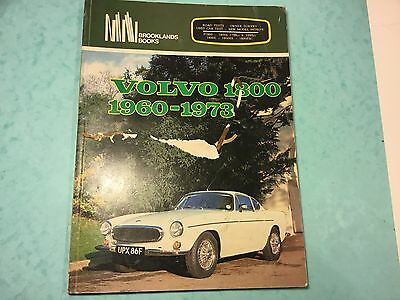 Volvo 1800 book 1960-1973 Brooklands books road tests owner survey 95 pages