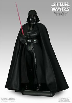 2005 Sideshow Exclusive Star Wars Darth Vader Premium Format 1/4 Scale Statue