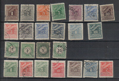 Greece Collection of Postage Dues