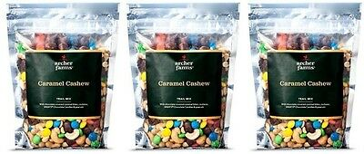 3 pk Archer Farms Caramel Cashew Trail Mix 14 oz