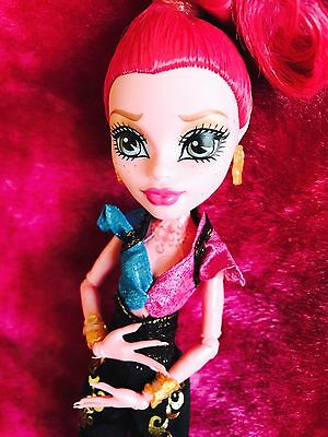 ❤️Monster High ~ Gigi Grant 13 Wishes  ~ Preloved ~ Good Condition❤️529A7