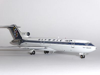 Boeing 727-200 Olympic Airways Inflight 200 Metal Model Scale 1:200 IF7220315 A