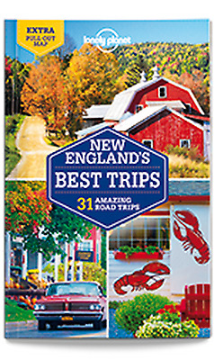Lonely Planet New England Best Trips Travel Guide