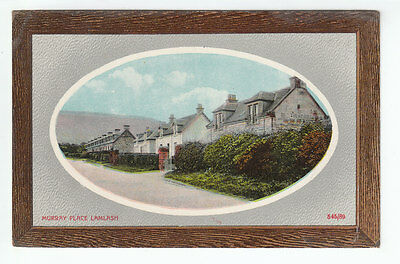 Murray Place Lamlash Village Isle Of Bute Pre 1914 McNeish WR&S Reliable Series