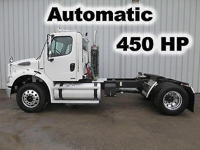 M2 112 450-Hp Automatic Conventional Daycab Semi Haul Truck 171-K Low Miles