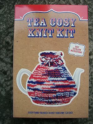 Louise Butt Designs - Tea Cosy Knit Kit