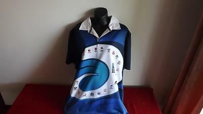 Rugby 2011 Offical Tournament World Cup Jersey In Great Cond Size Xl