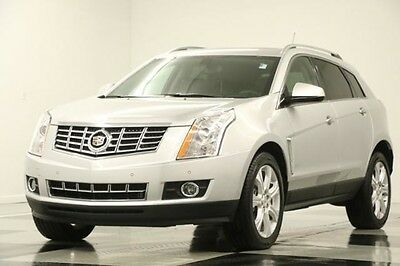 2016 Cadillac SRX  Like New Navigation Heated Seats Camera Bose 15 17 2017 16 Black V6 1 Owner