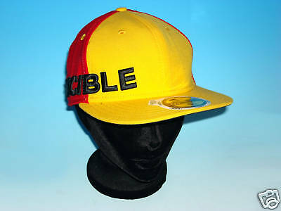 Invincible Iron Man New Era Kids 59Fifty Fitted Hat Size 6 3/4 Marvel Avengers
