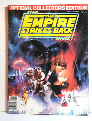 1980 Star Wars Empire Strikes Back Official Collectors Edition- 64 Pages (M5893)
