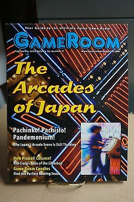 Gameroom Magazine September 2006 Slots The Arcades of Japan