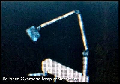 "RELIANCE OPHTHALMIC STAND LITE ""NEW REPLACEMENT LAMPS"" FITS MODELS 7700/20-7800s"