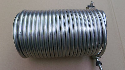 Beer wine cooler coil (Stainless)