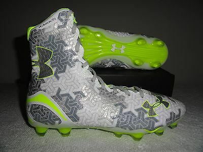 Under Armour UA Highlight MC Men's Lacrosse Cleats 12 (New)