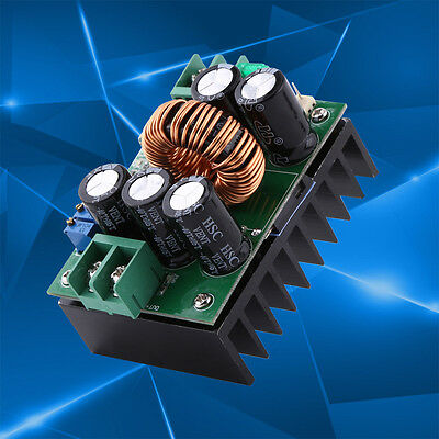 1200W 20A DC-DC Converter Boost Step-up Power Supply Module Solar Charger Board
