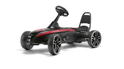 Audi Kinder Audi Kids Car Motorsport schwarz 3201501200 Aktionspreis