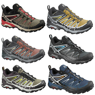 Salomon X Ultra GTX Gore Tex Herren-Wanderschuhe Hiking Outdoor Trail Schuhe