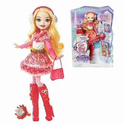 Ever After High Muñeca - Epic Winter Apple White