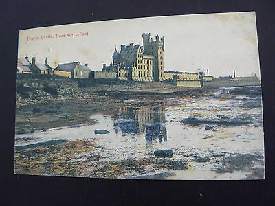 Postcard - Thurso Castle from North East - Mr Church Seven Kings 1908