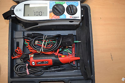 Megger Mft1552 Multifunction Tester - Cables