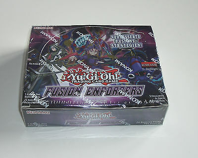 Yu-Gi-Oh - Fusion Enforcers - Display - NEU & OVP - Deutsch