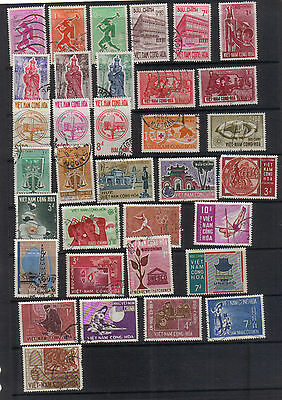 South Vietnam 1962-66 Used Collection